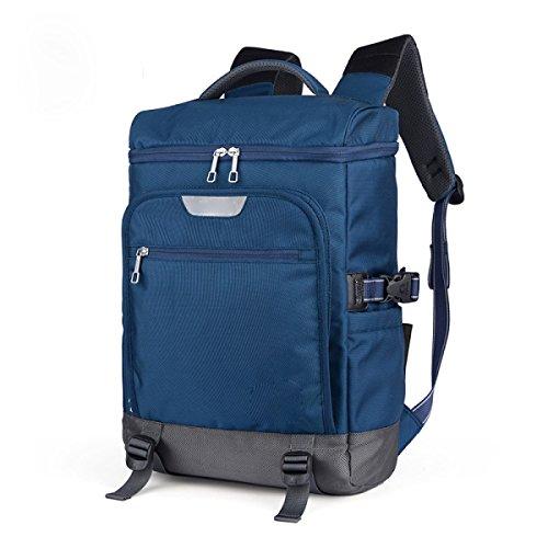 Escursionismo All'aperto Backpacking Trekking Escursione In Bicicletta Arrampicata Zaino Di Campeggio,Blue Blue