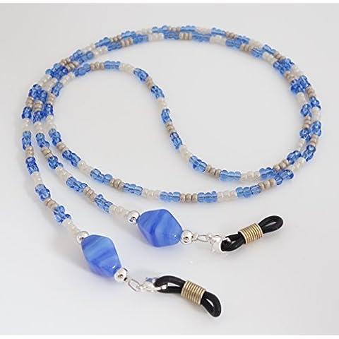 l'elastico degli occhiali / occhiali catena di perle di vetro