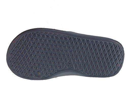 Beppi tongs pantoufles de piscine pantoufles de plage pour les enfants et jeunesse Navy