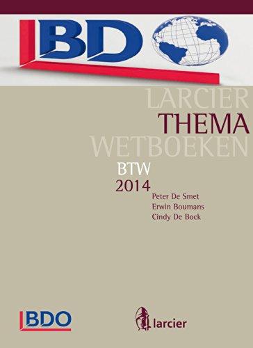 BTW: Selectie BDO (Larcier Wetboeken 'op maat') (Dutch Edition) por Erwin Boumans