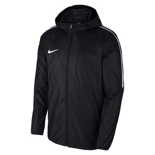 Nike Herren Dry Park 18 Regenjacke, Black/White, S
