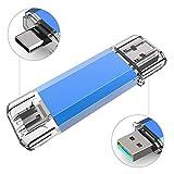 KOOTION Clé USB Type C 64 Go USB 3.0 Cle USB 64GB 2 en 1 Clef Memory Stick OTG Flash...