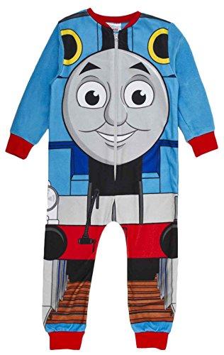 Various -  pigiama interi  - maniche lunghe  - ragazzo thomas the tank engine - face 2-3 anni