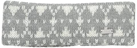 Coal Women's The Olive Mohair Blend Headband, Heather Grey, One Size