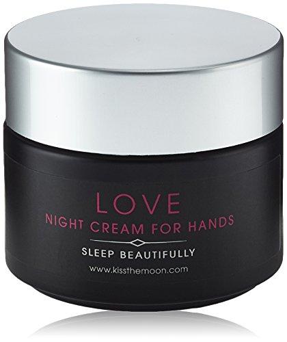 Kiss la luna Love crema de noche para manos 90G