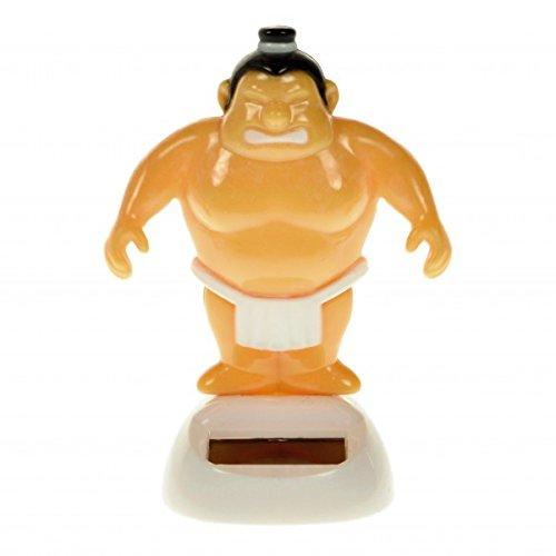 die-sumo-ringer-solarfigur
