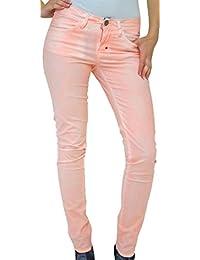 M.O.D. Women's Skinny Jeans Pink Rose 33