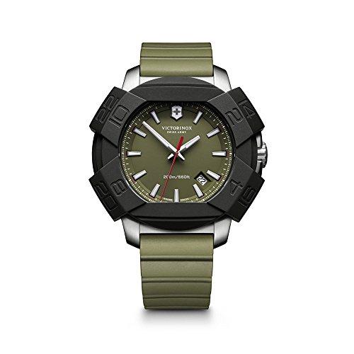 victorinox-swiss-army-2416831-montre-homme-quartz-analogique-bracelet-caoutchouc-vert