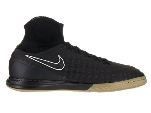 Nike Herren Magistax Proximo Ii Ic Fußballschuhe Black (Black (schwarz / schwarz-gum hellbraun))