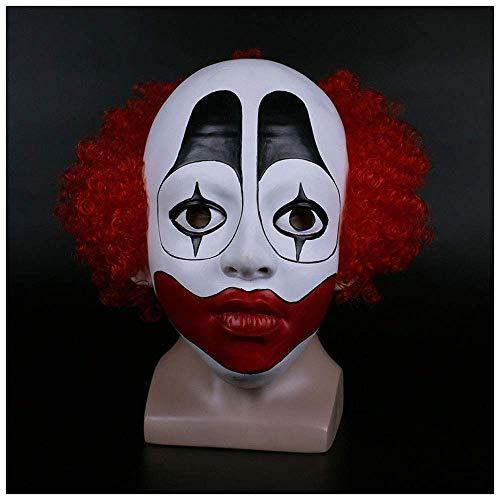 YaPin Zheng Kaisi Tierwelt Clown Maske Kopfbedeckung Cos Party