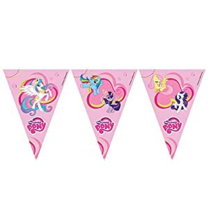 3.8m My Little Pony Bunting Flags
