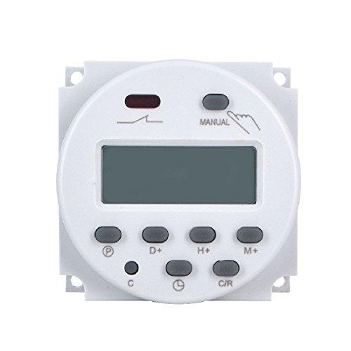 Interruptor alimentación CA LCD CN101A Temporizador