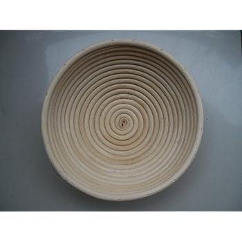 Masterproofing 8-inch Round Banneton Basket