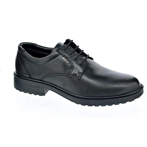 Imac 80228 - Zapatos con cordón Hombre Negro 42