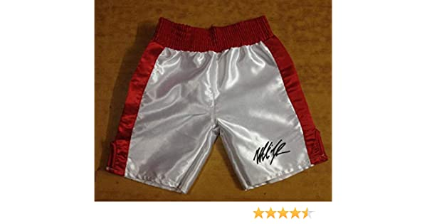 12 Autographed Baby Boxing Shorts Muhammad Ali for 6 18 /& 24 Month old Babies