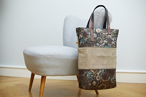 Tasche, Handtasche, Designtasche, Bag, Shoulder Bag, Shopping Bag, Design-Bag, Tote Bag aus der Serie
