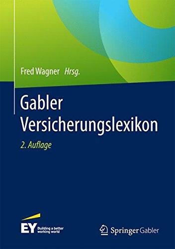 Versicherungslexikon Versicherungslexikon Versicherungslexikon Gabler Gabler Gabler Versicherungslexikon Gabler L3A5R4j