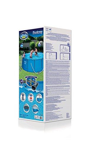 Schwimmbecken – Intex – 56462-BGSX16EX04 - 8