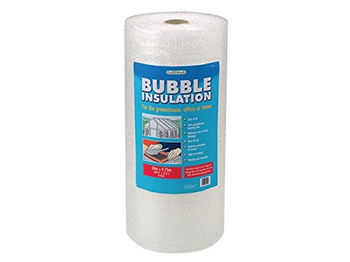 Gardman bubble insulation 30 x 0.75m