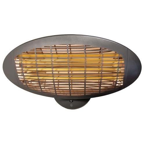 freistehend 2000 Watt Quartz elektrisch Innen Außen Terrassenheizer - 3