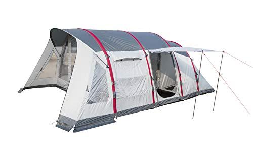 Pavillo Aufblasbares Airframe Zelt, Sierra Ridge X6 für 6 Personen, 640 x 390 x 225 cm