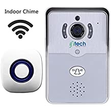 IFITech WiFi Enabled Video Door Bell and Chime with Mobile App-V3