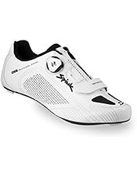 Exustar 71032 - Zapatillas para bicicleta de carreras blanco blanco Talla:39 P8izrGCX