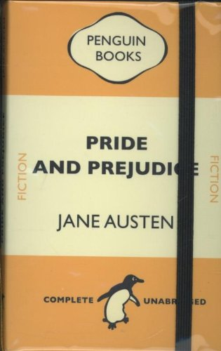 Pride and  Prejudice Notebook (Penguin Notebooks)