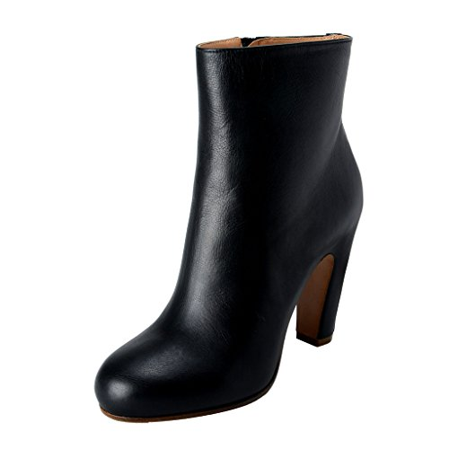 maison-margiela-womens-black-leather-high-heel-ankle-boots-shoes-us-7-it-37