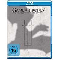 Game of Thrones - Die komplette 3. Staffel