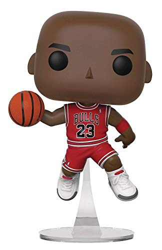 Figurine - Funko Pop - NBA - Bulls - Michael Jorda