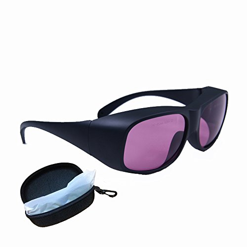 Gafas Protectoras láser 740-850 NM O.D 5+ Longitud