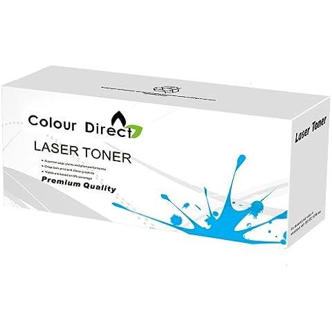 Colour Direct TN230 Ciano Compatibile Laser Cartuccia Toner Sostituzione Per Brother TN230C 1,400 pagine Sostituzione Per Brother DCP-9010 DCP-9010CN MFC-9120CN MFC-9320CW