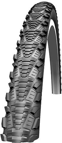 Schwalbe CX Comp Pneu: 700C x 38mm Noir filaire