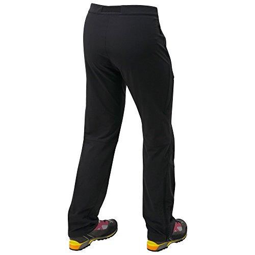 Mountain Equipment Womens Chamois Pant regular schwarz - schwarz