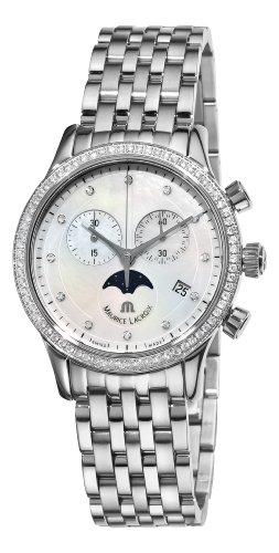 Maurice Lacroix Les Classiques LC1087-SD502-160-1 reloj Indicador de la fase lunar