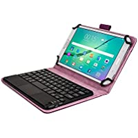 Universale 7'' - 8'' Tablet Custodia con Tastiera, COOPER TOUCHPAD EXECUTIVE Custodia a libro Per (Di Apple Desktop Pelle)