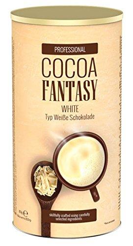 Suchard Schokoträume - weiße Trinkschokolade 850g