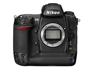 Nikon D3 Appareil photo numérique Reflex 12 Boîtier nu Noir
