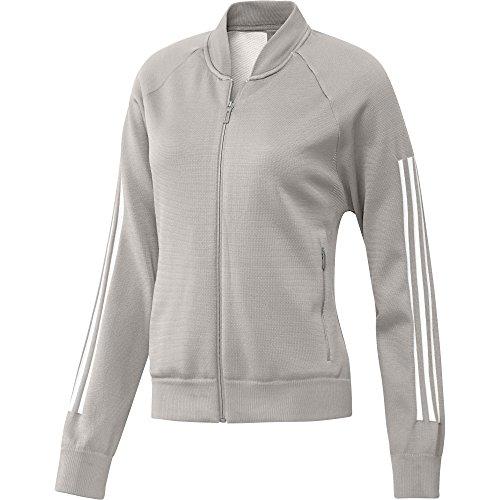 Adidas ID KN Bom Sweat, femme gris