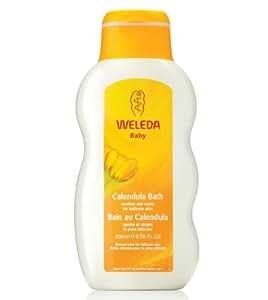 Weleda Organic Calendula Baby Bath 200ml