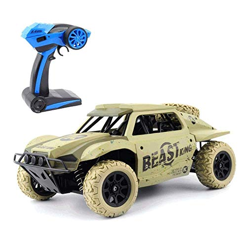 Bck RC Auto 4WD High Speed   Drift Fernbedienung Autoradio-gesteuerte Maschine Racing Spielzeugautos, gute Härte, Oxidationsbeständigkeit, Verschleißfestigkeit, RC Geschwindigkeits-Auto-Off-Road-Drift