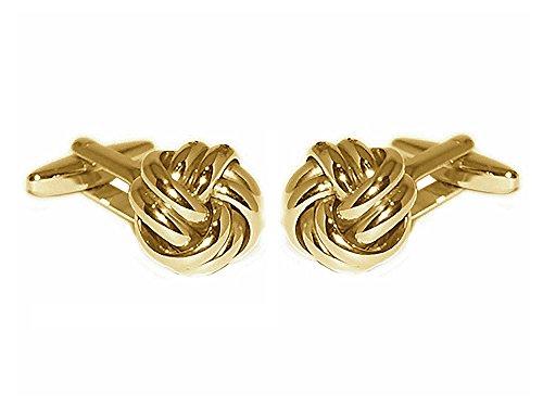Grom Manschettenknöpfe aus 585er Gold