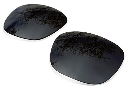 sunglasses restorer Kompatibel Ersatzgläser für Oakley Holbrook, Polarized Grey