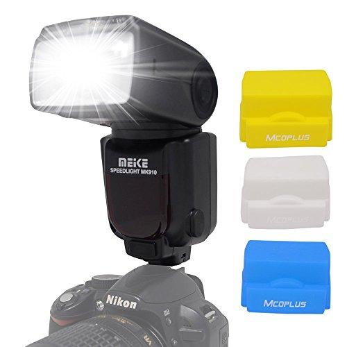 Meike® MK-910 MK910 i-TTL iTTL Flash Speedlight 1/8000s GN60 per Nikon fotocamera...