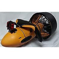 Grupo Contact Scooter Submarino, Profundidad 10 m. con alarmas de información, para Buceo poca Profundidad.