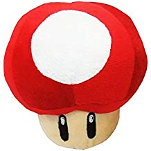 Super Mario Bros. Anime Champignon Rouge en peluche