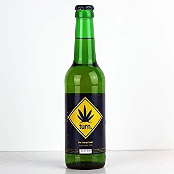 Turn Hanfbier - the hemp beer 0,33l Go-beer.com