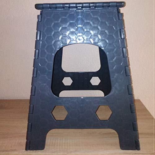 RDI Badhocker Klapphocker Hocker Stufentritt Trittstufe Steighilfe Tritthocker Klapptritt hoch 45,5cm