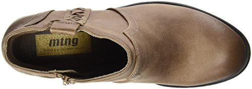 MTNG Collection 51824, Bottines femme Marron (KARMA TAUPE)